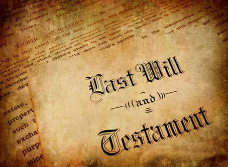 Estate Planning 101: Should I have a will or a trust?