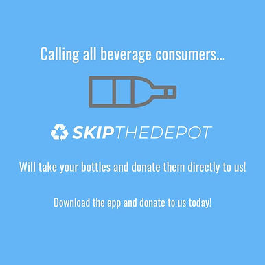 Skip The Depot bottle collection to help fundraise for ASHA of AB