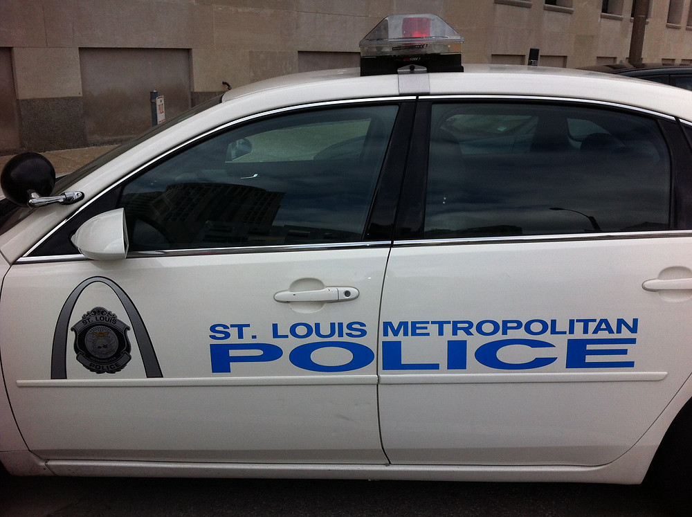 St. Louis Officer Shooting