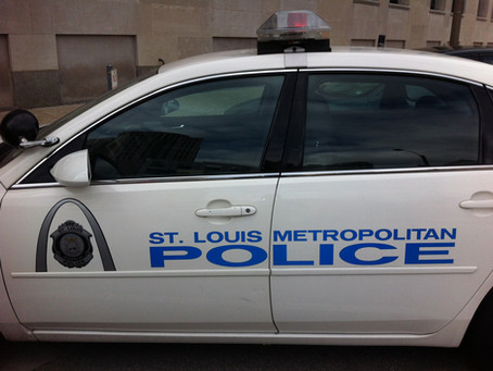 In The News: White St. Louis Police Officer Shoots Black Off-Duty Officer