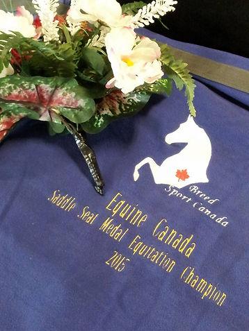 2018 Equestrian Canada Saddle Seat Equitation Provincial Championship