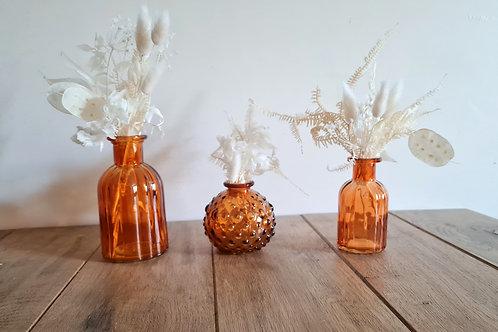Mini bouquets Ambre