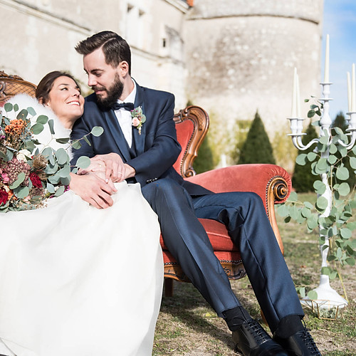 Shooting Mariage Automne