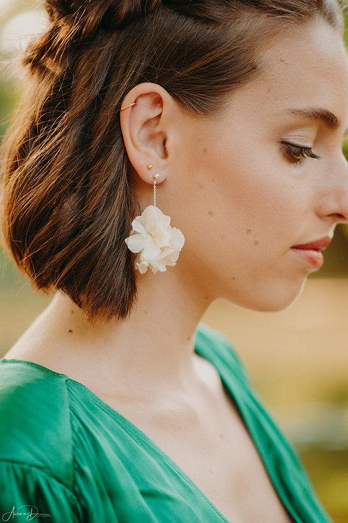Boucles d'oreilles courtes Anaïs