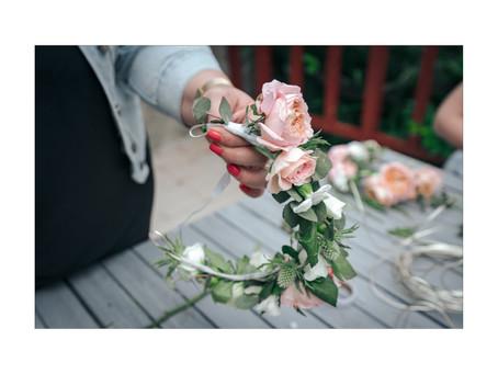 Retrouvez l'Interview sur mon métier de fleuriste nouvelle génération
