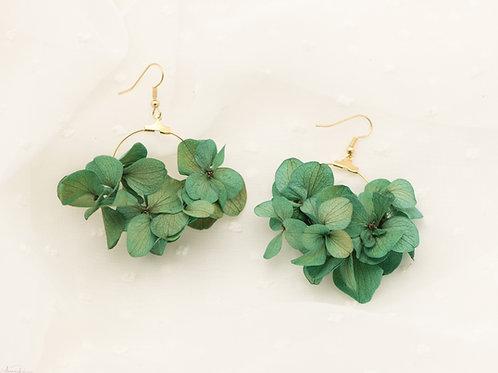 Boucles d'oreilles Jade