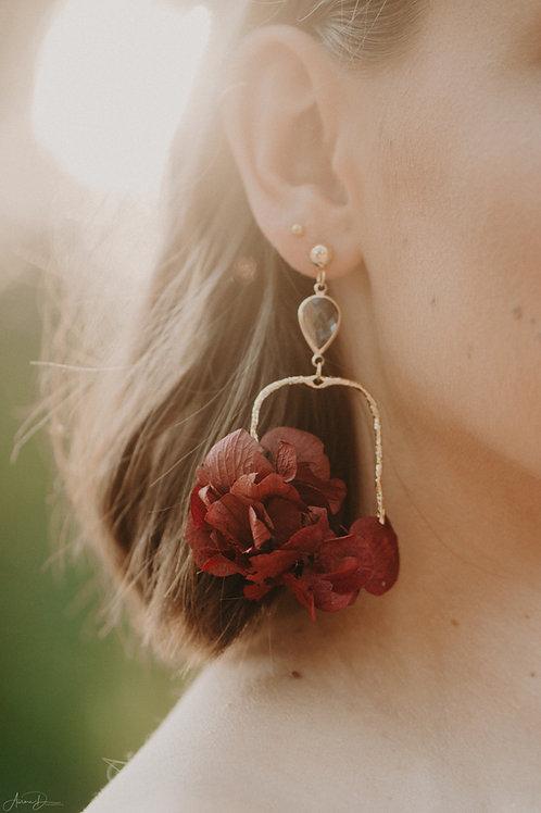 Boucles d'oreilles Alma