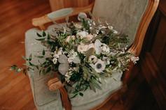 Bouquet de mariée Tours