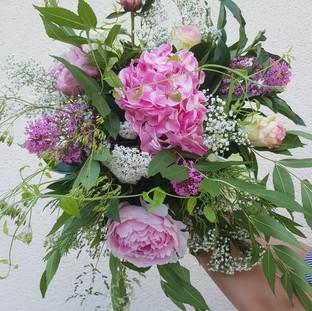 Livraison bouquet champêtre