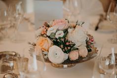 Centre de table mariage Tours