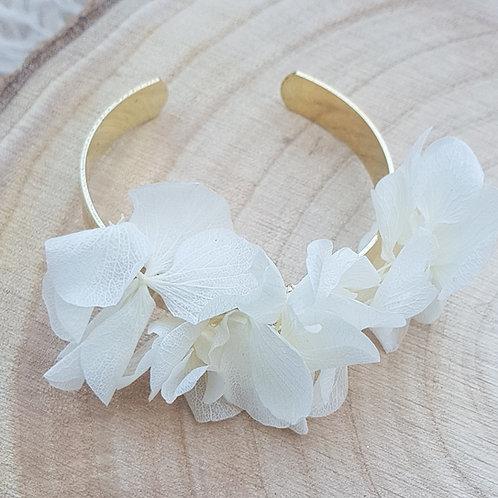 Bracelet manchette Hortense