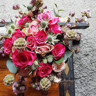 Bouquet de fleurs Touraine