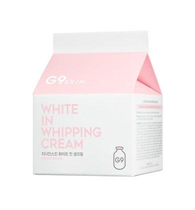 G9 SKIN - White In Milk Whipping Cream