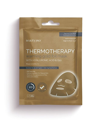 BEAUTYPRO - Mask thermotherapy GOLD