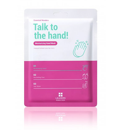 LEADERS -TALK TO THE HAND! MASK