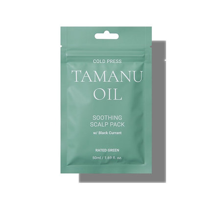 COLD PRESS - Tamanu Oil Soothing Scalp Pack