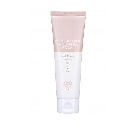 G9 SKIN - White In Milk Whipping Foam