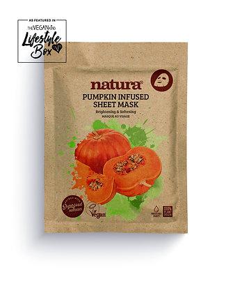 BEAUTY PRO - Natura PUMPKIN Masque tissu