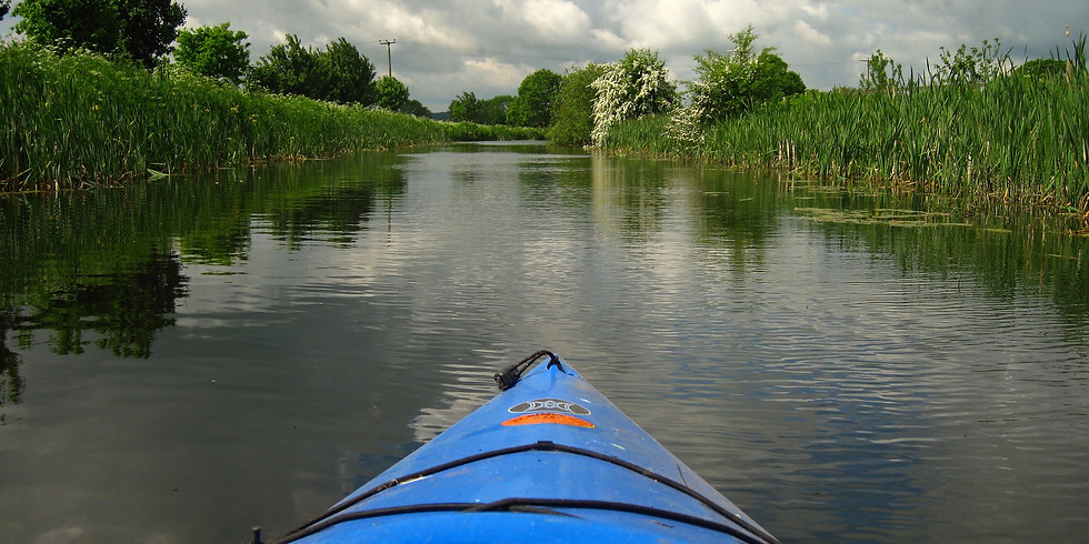 Paddle on the Avon