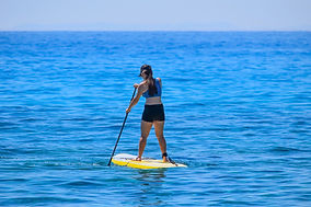 paddleboarding with wild swimming with  Warminster Adventure Sports Club WASC