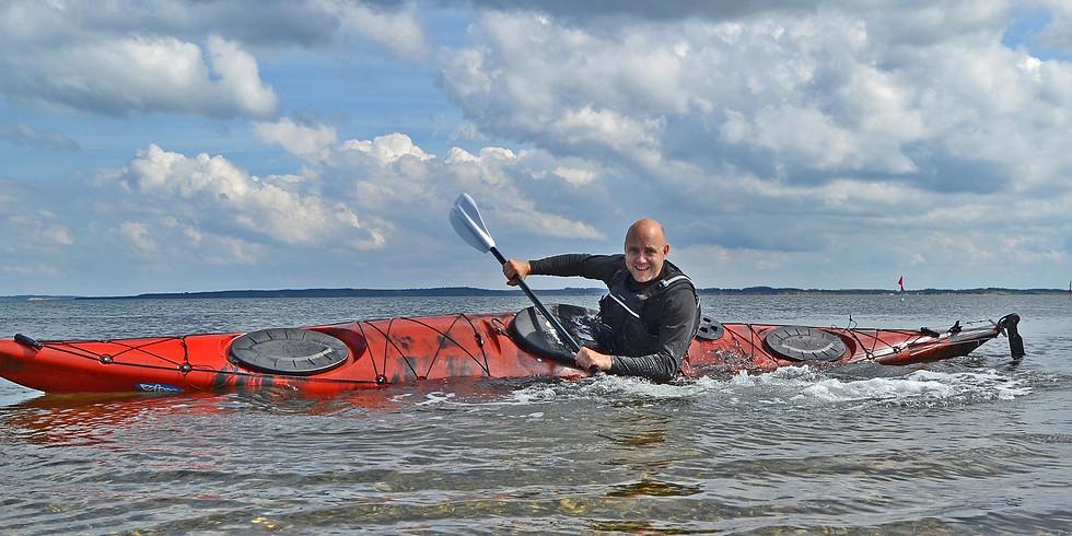 Sea kayak training - Fully booked