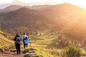 hiking walking with Warminster Adventure Sports Club WASC