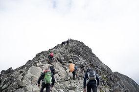 hiking mountain walking with Warminster Adventure Sports Club WASC