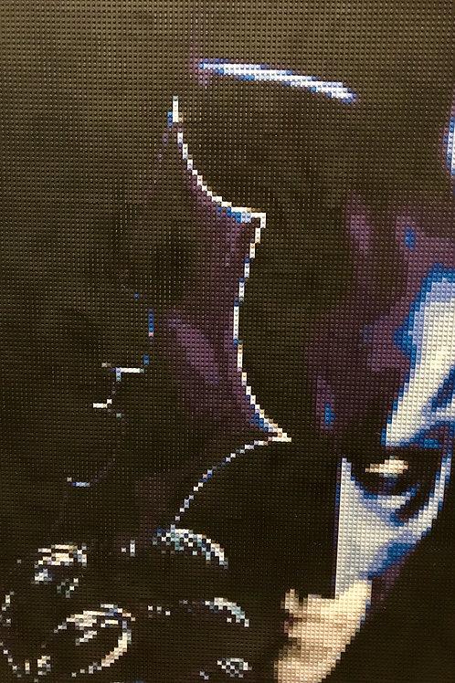 """Custom Commission - Batman  (36""""W x 48""""H)"""