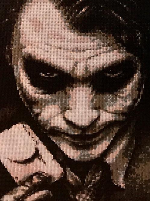 """The Joker (36""""W x 48""""H)"""