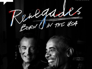 Springsteen & Obama Team Up for New Podcast on Spotify