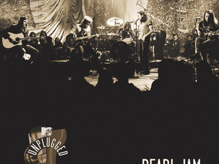 Pearl Jam to Bring Iconic MTV Unplugged Set to Streaming Platforms this October