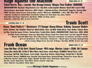 Coachella Gets Nostalgic with 2020 Lineup