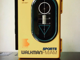 Happy 40th Birthday to the Walkman