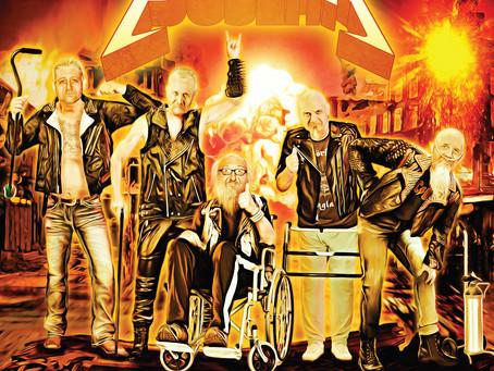 """Review: Brian Posehn's """"Grandpa Metal"""""""