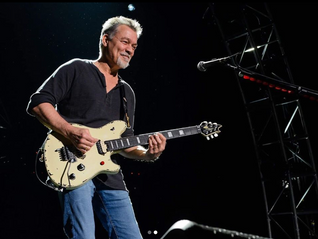 Musicians Honour Legendary Guitarist Eddie Van Halen