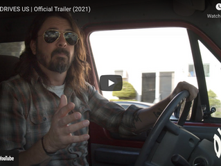 'WHAT DRIVES US' Dave Grohl Directs New Documentary Coming April 30th