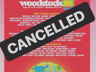 Woodstock 50 (maybe)  Cancelled