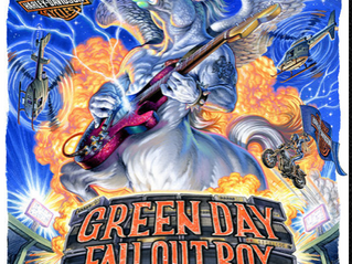Green Day Announces Huge Stadium Tour w/ Fall Out Boy, Weezer & The Interrupters