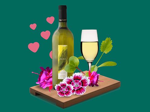 Cata de Vino y Flores
