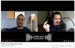 Podcast Cristian Mejía