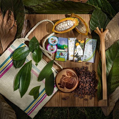 Cata Cacao y Mezcal