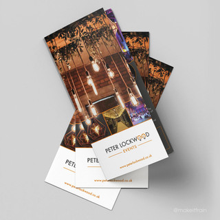 Peter Lockwood Leaflets