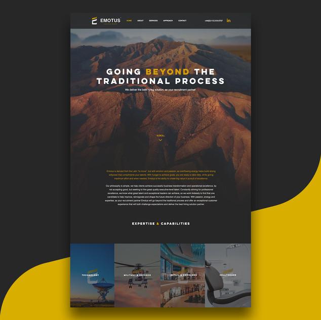Emotus Website