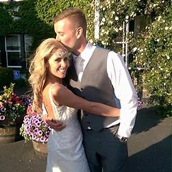 Gemma & David Hague
