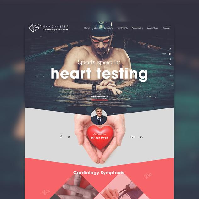 Manchester Cardiology Website