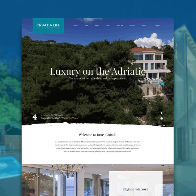 Croatia Life Website