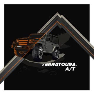 Davanti Terratoura illustration