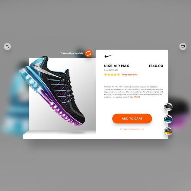 Nike Smart Tv App