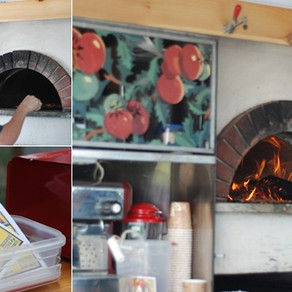 BIG GREEN TRUCK PIZZA NEW HAVEN, CT