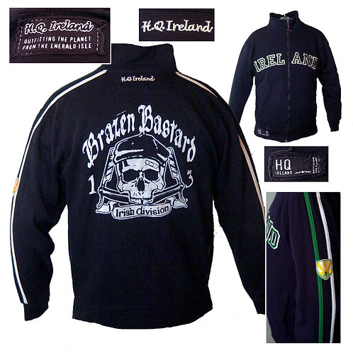 Small/Medium Ireland Track Jacket